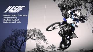 2. The New 2014 Yamaha YZ450F (official Video full HD)