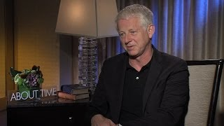 'About Time' Richard Curtis Interview