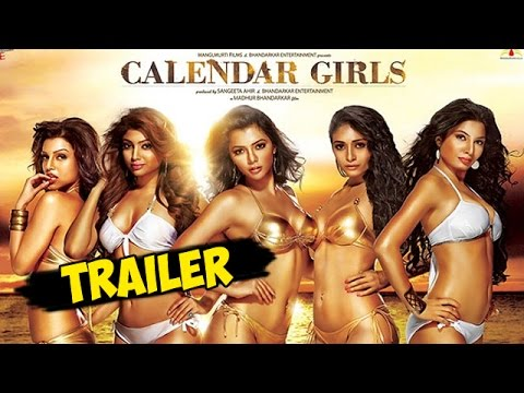 Calendar Girls 2015 Official Trailer | To Be Release Soon