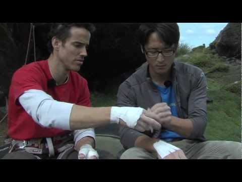 Wild Country Crack School - Episode 6 - Taping - By Tom Randall And Pete Whittaker