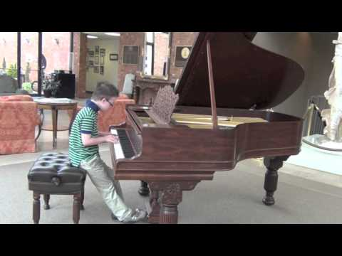 Watch video Down Syndrom: Für Elise by Beethoven-Performed by Peter Rosset