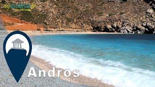 Andros | Zorkos Beach