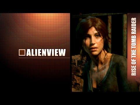 Rise of The Tomb Raider - Рецензия (AlienView #20)