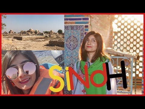 Hairstyles for short hair - Pakistan Vlog 2018: Interior SINDH Makli, and Keenjhar   Anushae Says
