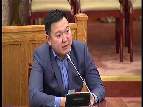 Ж.Ганбаатар: Хөдөлмөрийн насны иргэдийн 20 хувь нь төрийн албанд ажиллаж байна