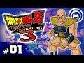 Dragon Ball Z Budokai Tenkaichi 3 Part 1  Tfs Plays