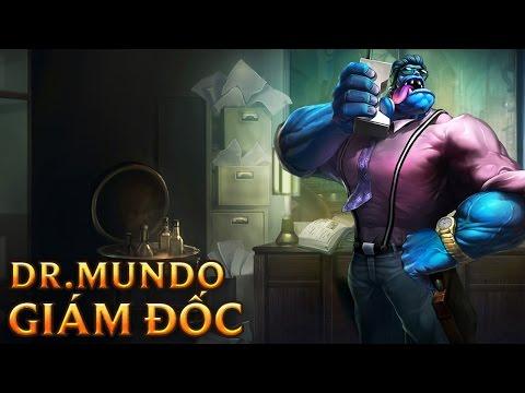 Mundo Giám Đốc - Corporate Mundo