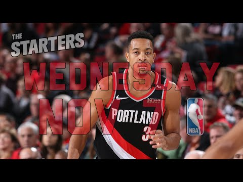 Video: NBA Daily Show: Nov. 7 - The Starters