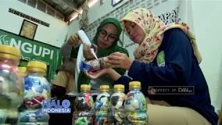 Kader NU, Mengolah Sampah Umat | Bank Sampah Nusantara