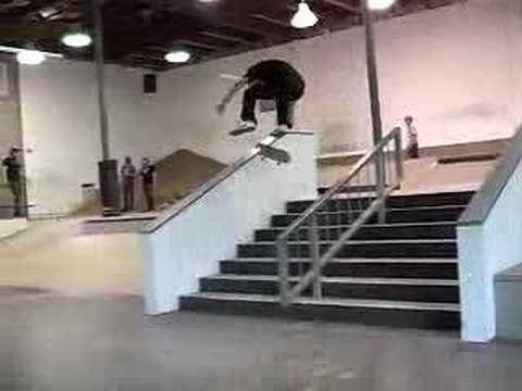 kirk at department of skateboarding
