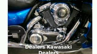 1. 2009 Kawasaki Vulcan 1700 Voyager Features, Specification