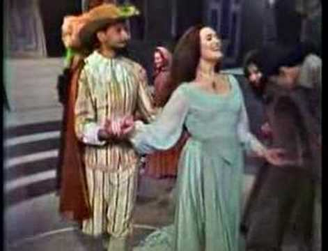 sutherland - Coloratura, Joan Sutherland sings an aria from Bellini's