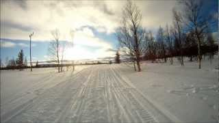 7. GoPro HD | Ski Doo GTX 550 F