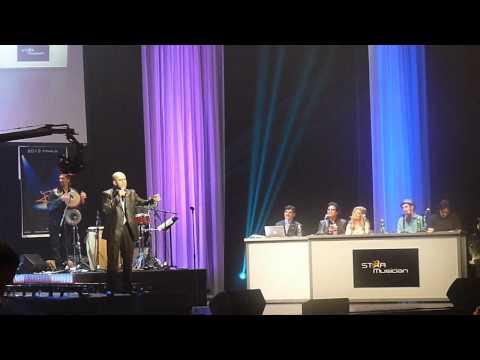 Javad Jarrahi Singing Mahasti's