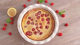 Raspberry Clafouti Recipe | Episode 1076 by Laura in the Kitchen