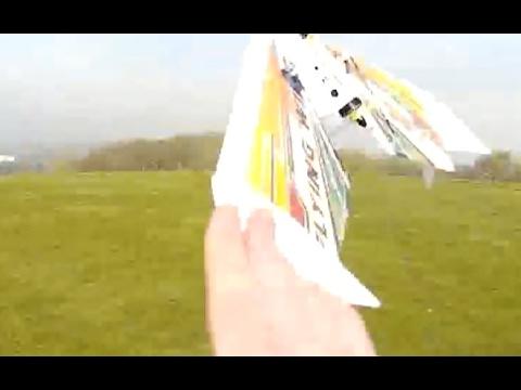 Dw Hobby Mini Rainbow Evp 600mm Spannweite FPV Flying Wing RC Airplane Kit