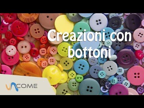 creazioni con i bottoni