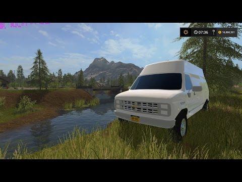 Chevy Van v1.0