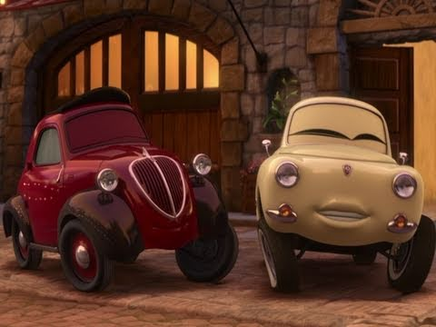CARS 2 | Trailer #2 deutsch german [HD]