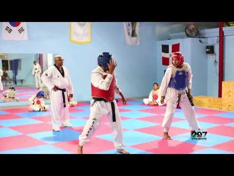 Tur cos ta cla pa e di 19th Tiger Taekwondo Open
