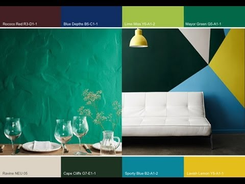 South Africa's latest colour trends