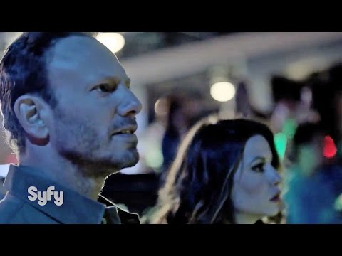 Sharknado 4 The 4th Awakens | official trailer (2016) Ian Ziering Tara Reid SyFy