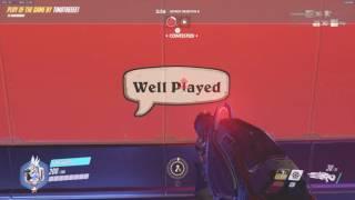 Overwatch: Reactions to the D.VA bug