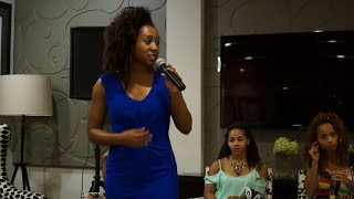 """www.facebook.com/QueenLyfeIf you missed that last Queen Lyfe Sip and Share, you do not want to be here in November! The Queen Candace L Strother  invites you to to experience real,straight pen  talk with several powerful queens of business, fashion and the arts over a glass of wine and great food. Visit our website http://www.queenlyfe.orgBe sure to RSVP as seating will go fast. Sponsors. This is a great opportunity to reach out and support the our vast """"queendom"""" of  professional ladies. QueenLyfe is a 501(c)(3) Agency #Inspiring Women to recognize their #Queendom and Love Yourself First Everyday (L.Y.F.E.) www.queenlyfe.orgLong DescriptionQueenLyfe promotes positive thinking, and quality lifestyles among girls and women of all ages by providing enrichment workshops addressing key components such as self-esteem, financial literacy, and career development. We strive to inspire women to view themselves as Queens through High Self-Esteem, Positivity, and Productivity"""