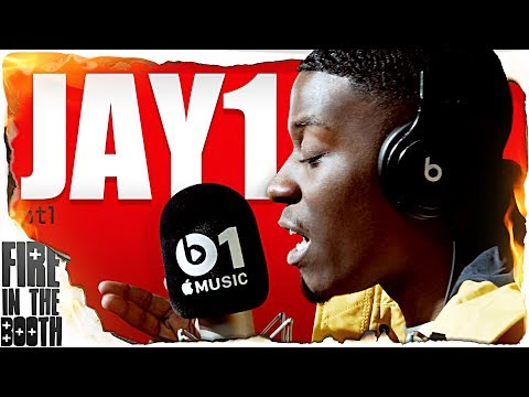 JAY1 – Fire In The Booth