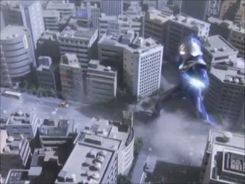 Ultraman Nexus/noa Vs Dark Zagi