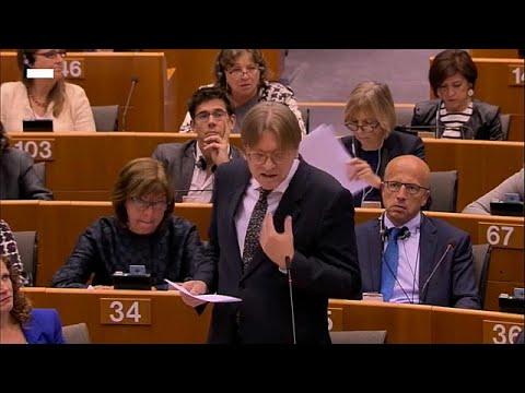Brexit: Τελεσίγραφο Φερχόφσταντ προς το Λονδίνο