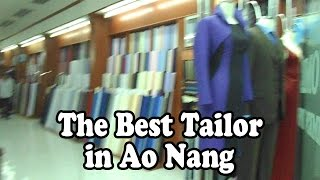 The Best Tailor In Ao Nang Krabi Thailand