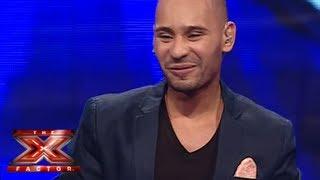 محمد الريفي - العروض المباشرة - الاسبوع 6 - The X Factor 2013