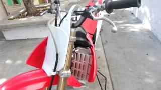 9. Crf150R honda dirt bike review