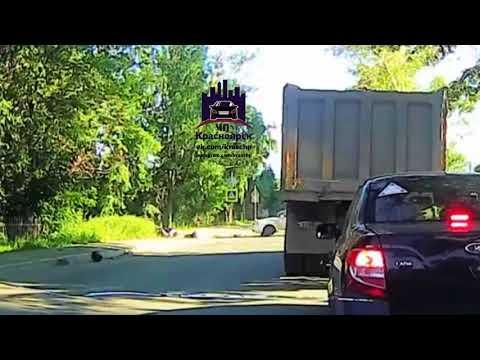 Ладо Кецховели 09.08.2018 ЧП Красноярск - DomaVideo.Ru
