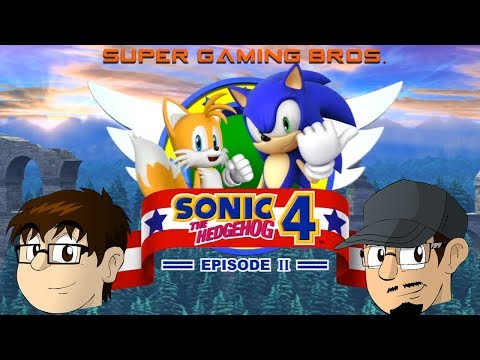 SGB Play: Sonic The Hedgehog 4: Episode 2 – Part 1