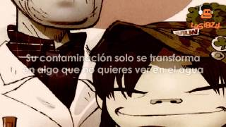 Gorillaz - Stop The Dams Subtitulada en Español