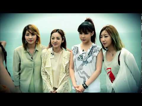 CLIP] Nikon Photo Movie Vol.10 with 2NE1 — 2NE1 in Jeju