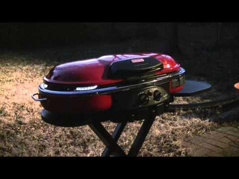 Coleman Roadtrip LXE Grill Review HD- Best Camping grill 2017