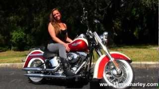 4. New 2013 Harley-Davidson Softail Deluxe FLSTN