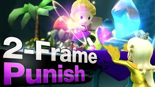 The 2-frame punish (and how to avoid it)