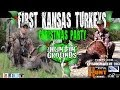 Kansas Turkey Hunting Action : The Huntin Grounds : Christmas Party : Spypoint Trail Cameras