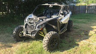 9. 2019 Can-am Maverick X3 Turbo