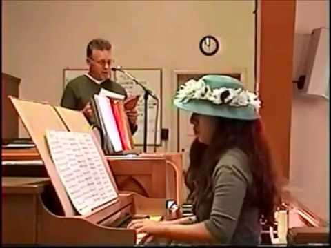 Anthony Reichardt - AMAZING GRACE (arr. Francisco J. Nunez)  (9-22-07)