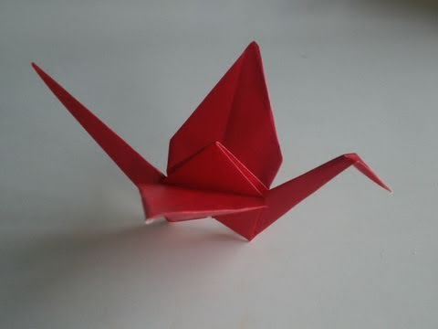 Bird Tutorial - 001 -- Crane