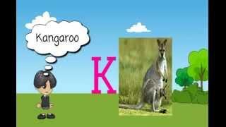 BÀI 1: ABC Bảng chữ cái tiếng Anh cho trẻ em (Alphabet for children)