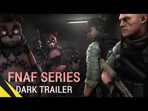 [SFM] Five Nights at Freddy's Series (Dark Trailer) | FNAF Animation