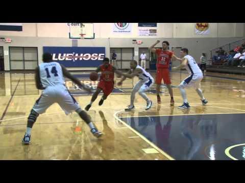 Men's Basketball vs. PC - 2/13/16