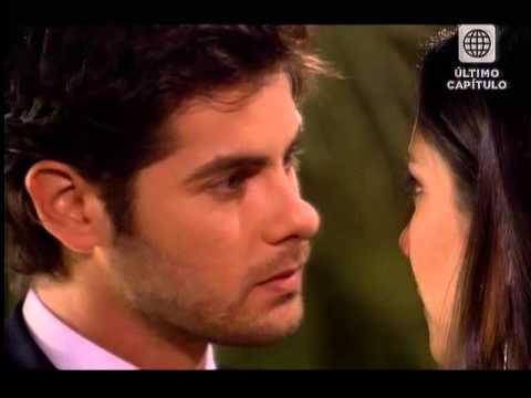 Grace y Nicolás se reconciliaron con un apasionado beso