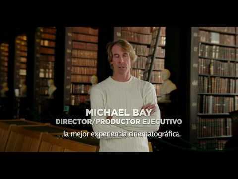 Transformers: El Último Caballero | IMAX Featurette | Panama | Paramount Pictures International
